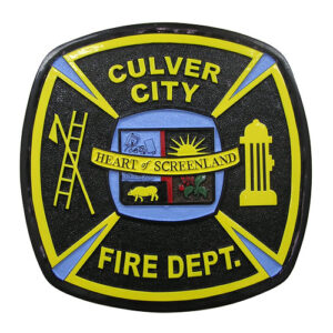 Culver City Fire Department Emblem