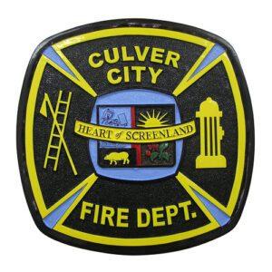 Culver City Fire Department Emblem