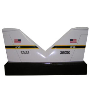 F111 Double Tail Flashes Plaque