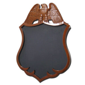Police Badge Shadow Box