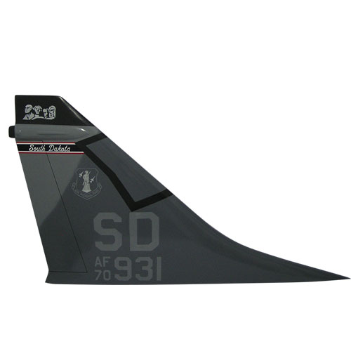 A-7 SD AF90 Tail Flash