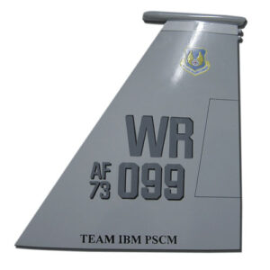 F15E-WR 099 Tail Flash