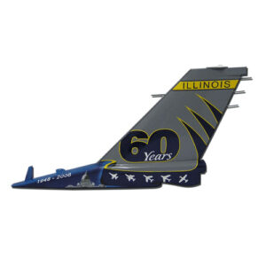 F16 IL-60 years Tail Flash
