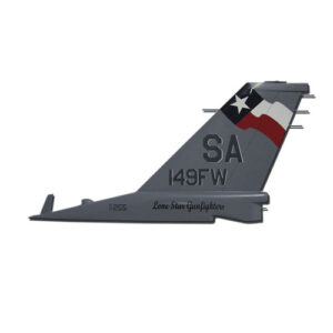 F16 SA 149FW Tail Flash