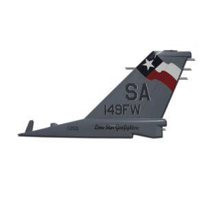F16 SA 149FW Tail Flash