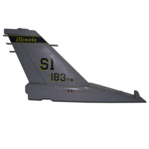 F16-SI 183 FW Tail Flash