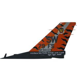 F16 SW 79FS Tail Flash