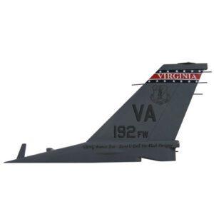 F16-VA192FW Tail Flash