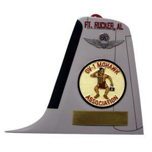 OV-1 Mohawk Tail Flash