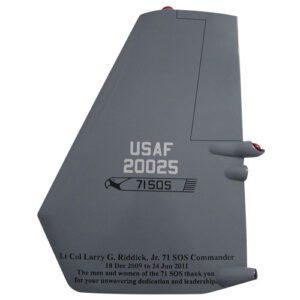 CV-22 Osprey NM Tail Flash