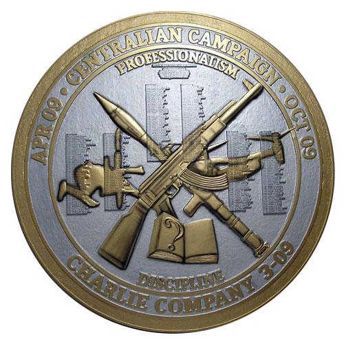 Military Deployment Plaque