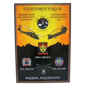 Military Deployment Plaque