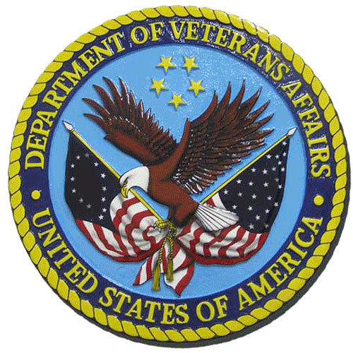 VA Seal Plaque