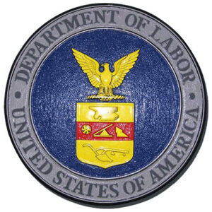 DOL Seal Plaque