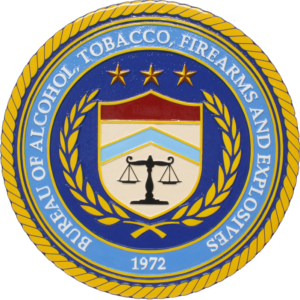 ATF Seal Plaque