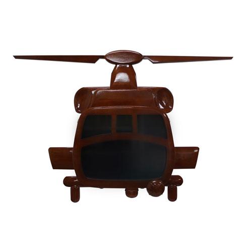 Pavehawk Helicopter Shadow Box