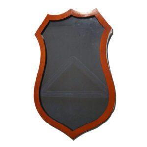 Military Police Badge Shadow Box