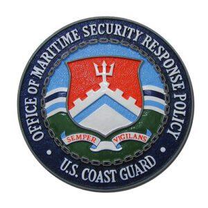 USCG MSR Emblem