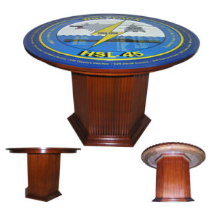U.S. Navy HSL-45 Table