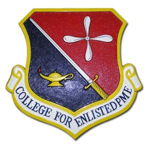 USMC College for Enlisted PME Emblem