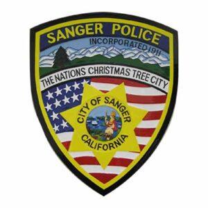 Sanger California Police Emblem
