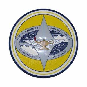USAF School Of Advanced Air & Space Studies Emblem