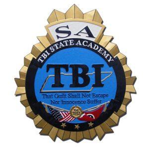 TBI State Academy Emblem