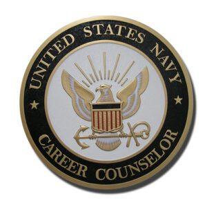 USN Career Counselor Emblem