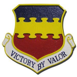 USAF 20th Fighter Wing Emblem