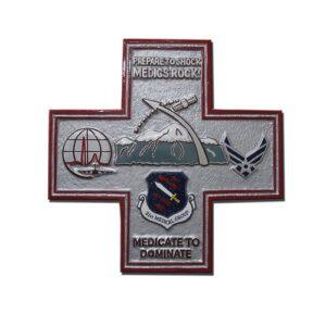 USAF 21st Medical Group Emblem
