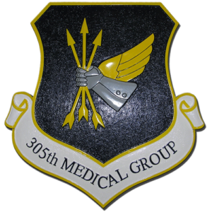 USAF 305th Medical Group Emblem
