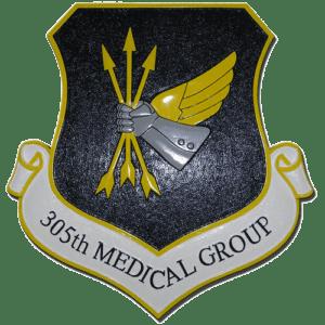 USAF 305th Medical Group Emblem