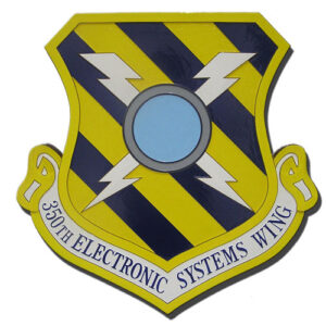 USAF 305th Electronic Systems Wing Emblem
