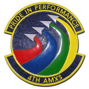 USAF 4th AMXS Emblem