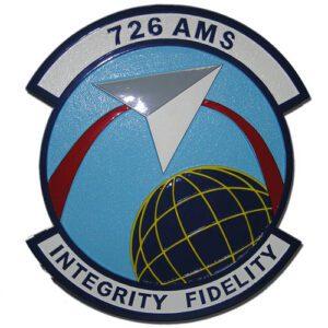 USAF 726th AMS Emblem