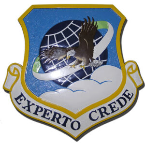USAF 89th Airlift Wing Emblem