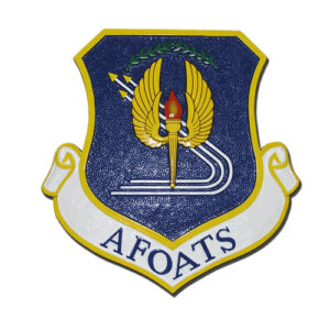 USAF AFOATS Emblem
