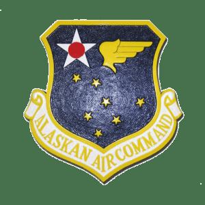 Air Alaskan Command Emblem