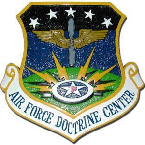 USAF Doctrine Center Emblem
