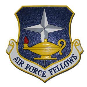 USAF Air Force Fellows Emblem