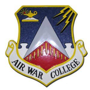 USAF Air War College Emblem