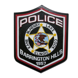 Barrington Hills Police Emblem