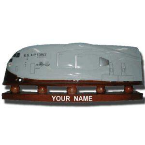 USAF C-17 Desk Nameplate