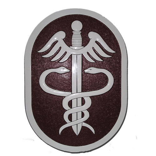 Caduceus Medical Emblem