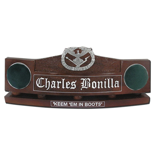 Career Counselor Badge Desk Name Plate