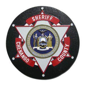 Chenago County Sheriff Seal