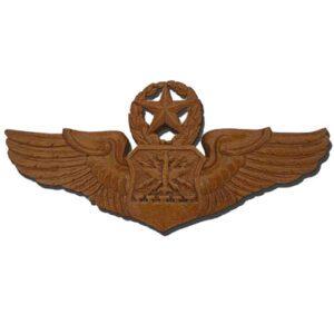 Command Navigator Wings Insignia Plaque