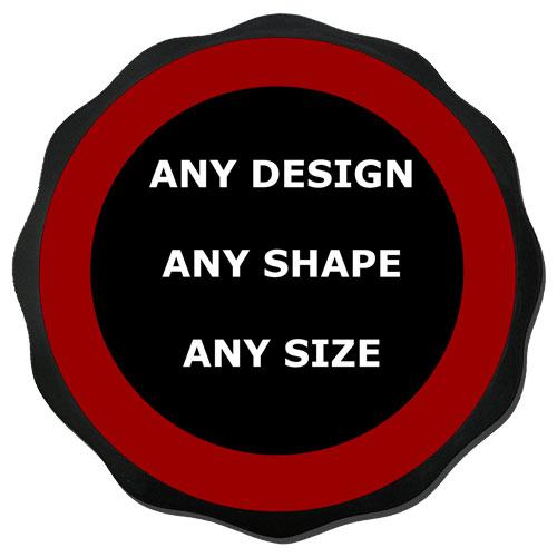 Custom Seal and Emblem Plaque