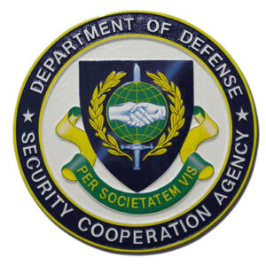 DOD Security Cooperation Agency Seal