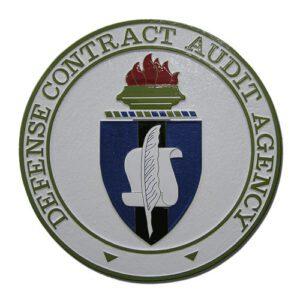 DCAA Plaque